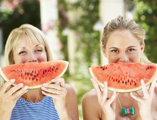 How to Stay Healthy During the Summer & Holidays